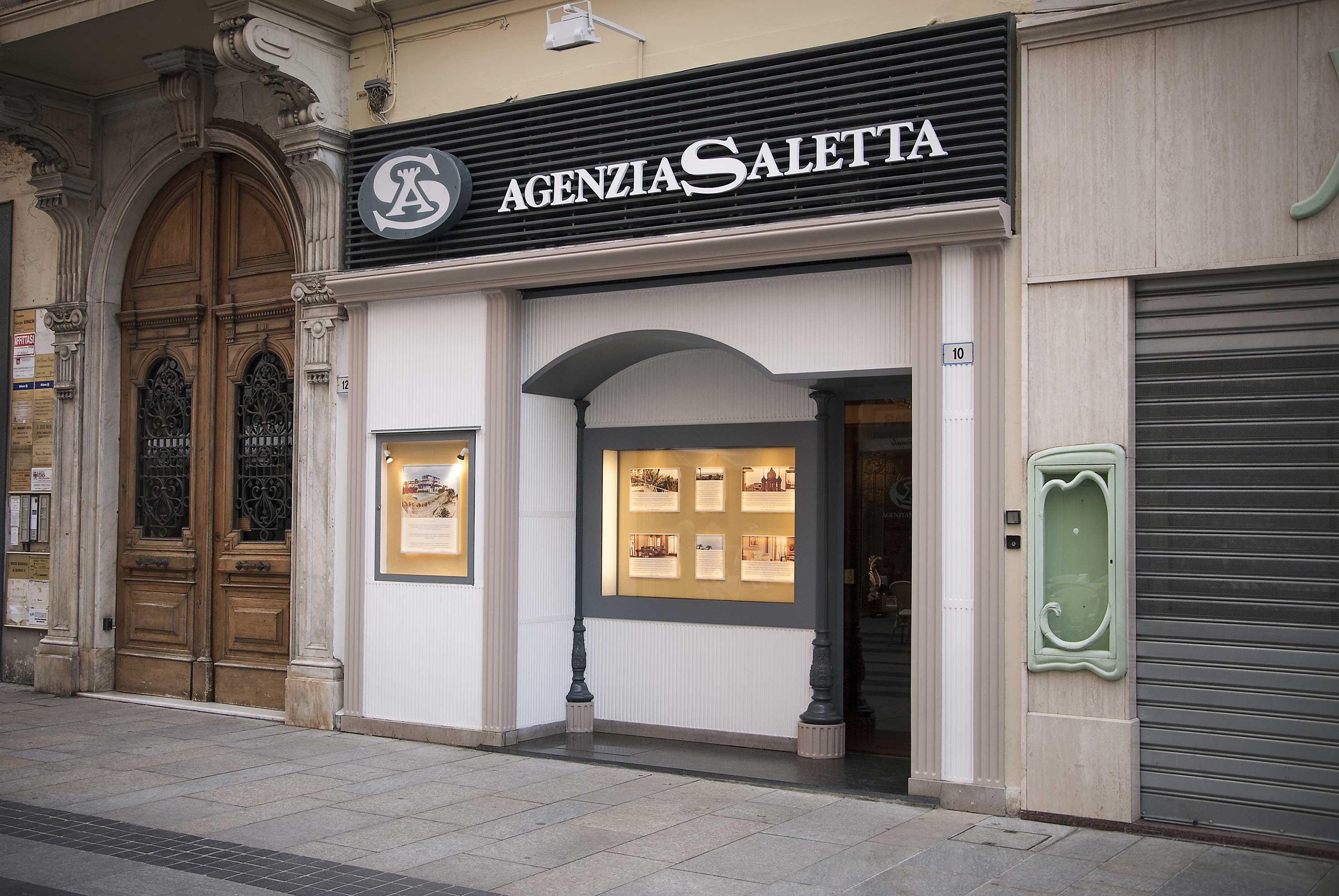 Agenzia - Saletta Real Estate