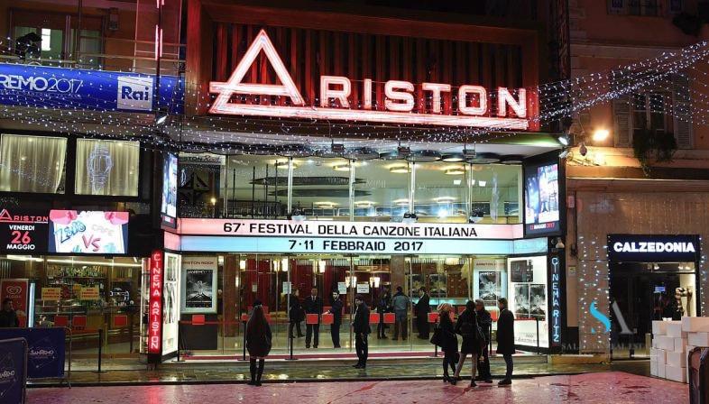 saletta SLT123 Teatro Ariston