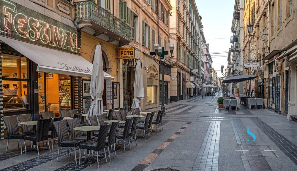 saletta SLT123 Via Matteotti pedonale