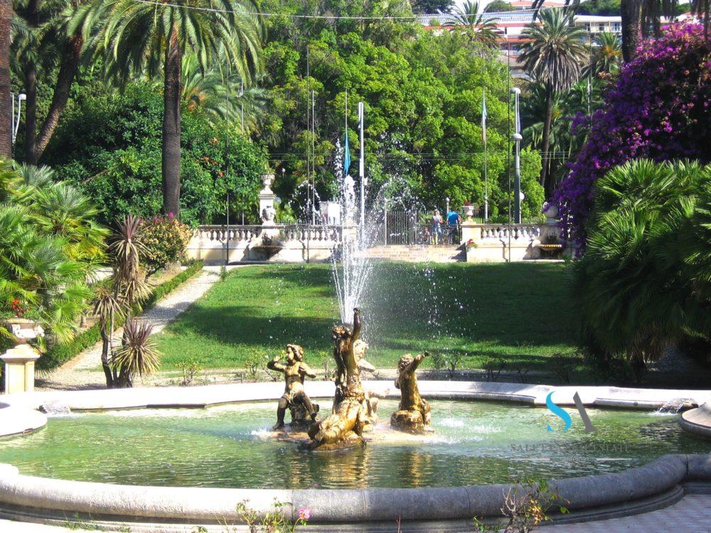 villa ormond ST106 saletta