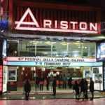 saletta SLT106 Teatro Ariston