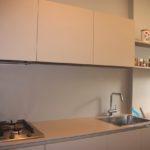 saletta SLT106 cucina con elettrodomestici