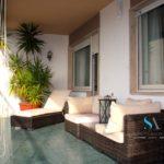 saletta SLT106 terrazza con lettini