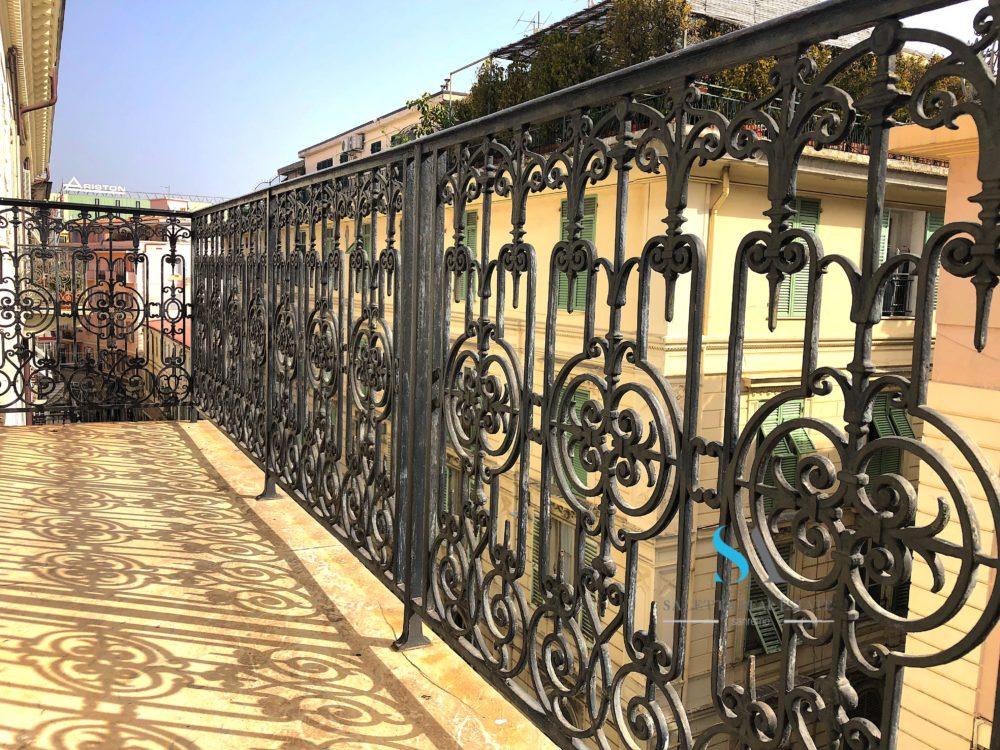 15 bis balcone saletta