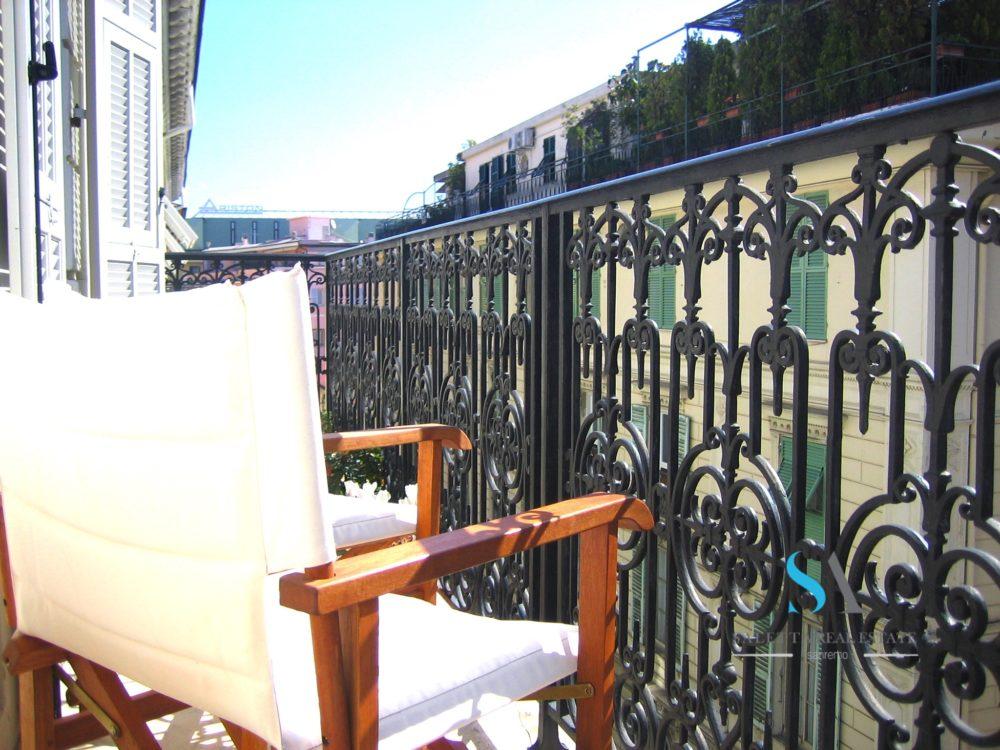 16 balcone sedie saletta