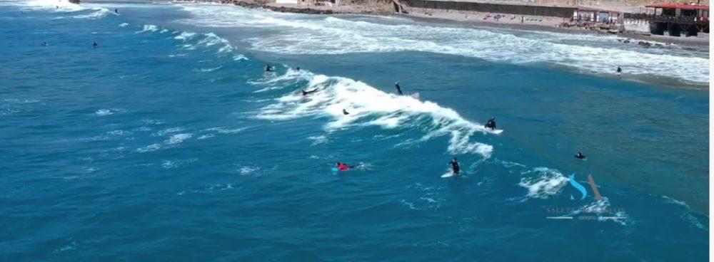saletta SLB109 sport surf tutto l'anno Sanremo