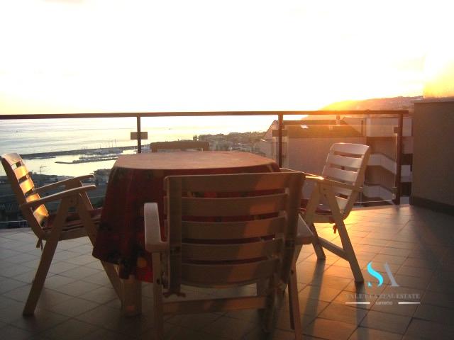 saletta SLB109 terrazza tramonto