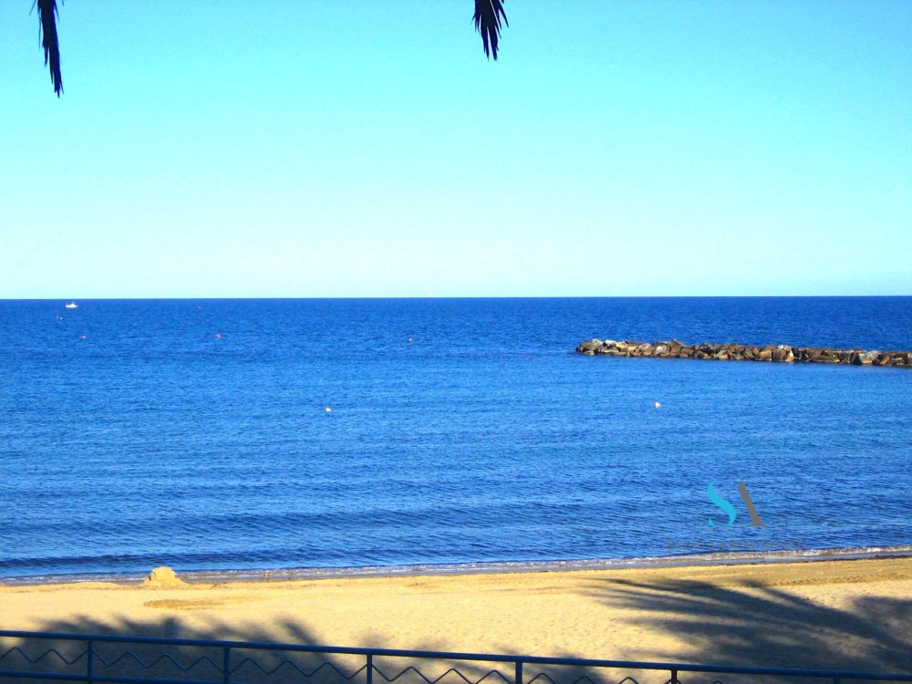 saletta SLT107 mare blu