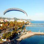 saletta SLT107 parapendio sport Sanremo
