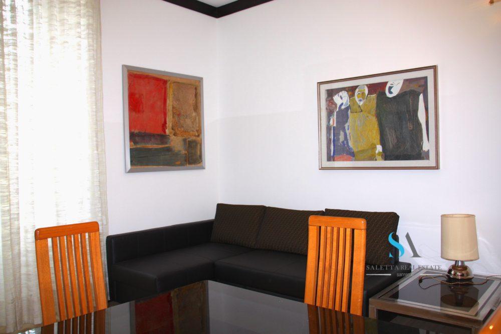 saletta SLT107 soggiorno divano letto