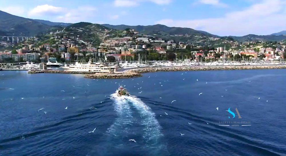 saletta SLT112 mare città Sanremo