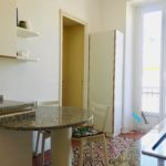 21 saletta ST103 cucina abitabile con balcone