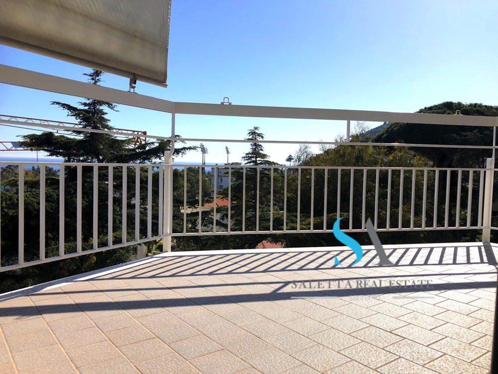 saletta SLT124 terrazza vista mare